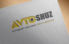 Логотип для интернет магазина шин и дисков