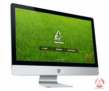 Сайт greensplav.ua