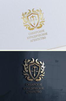 Логотип юридической компании 1