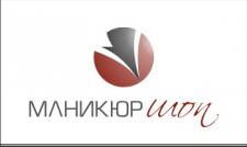 Логотип интерет магазина Маникюр Шоп