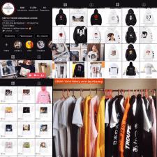 Комплексное ведение Instagram одежда (с 0)