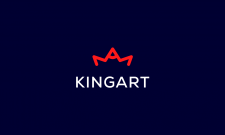 Brand book for Kingart (Shop, art supplies)