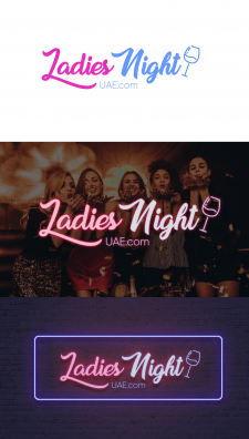 Logo Ladie's Night