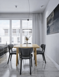 Private apartment in Warsaw