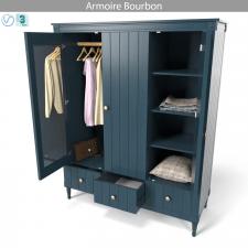 Armoire Bourbon