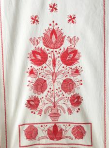 весільний рушник#традиційні українські шви
