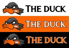 """Логотип """"The Duck"""""""