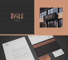 разработка логотипа, фс для Build Style Federation