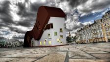 "проект ""рок-кафе"" фасад"