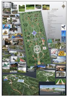 Концепция Парк в г. Актау