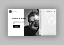 Liborio di Buono - сайт для фотографа