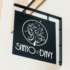Лого. Shayo and Davy