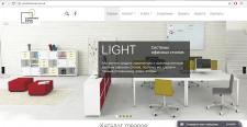 Наполнение сайта тематика - мебель