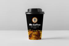 Дизайн бумажного стаканчика