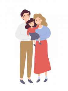 Векторная семья