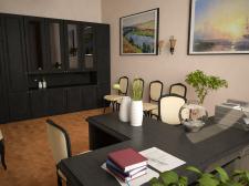 Интерьер кабинета для проректора