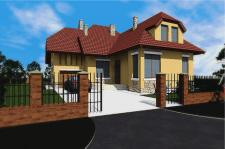 Індивідуальний будинок