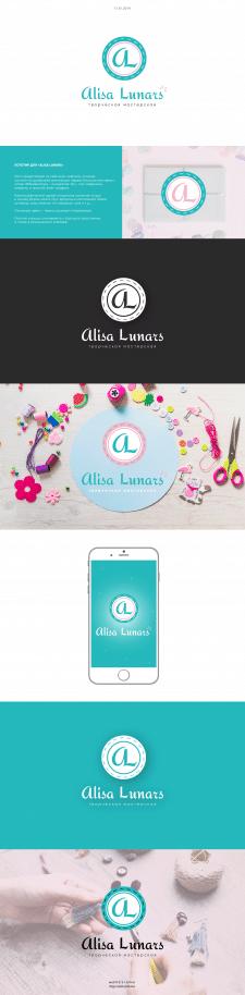 Логотип для Alisa Lunars
