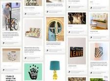 Социальная сеть Pinterest - возможности для хэндмейкеров