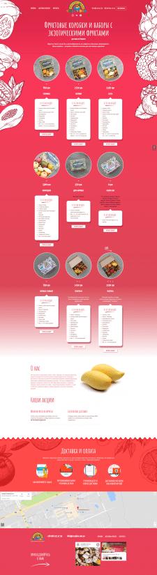 Верстка сайта из PSD клиента