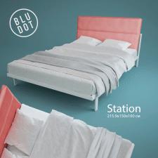Кровать Station