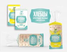 Дизайн упаковки для хлібців