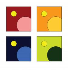Лого для разных сфер 1 фермерского предприятия
