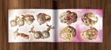 Каталог частной ювелирной коллекции, А4 формат