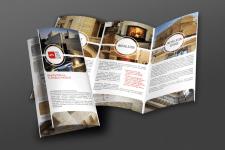NTS trifold brochure