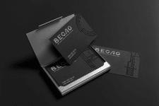 """""""Весло"""" - визитка"""