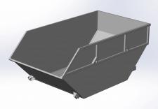 Контейнер ТБО на 8 куб.м