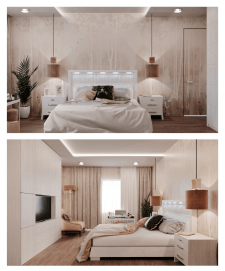 Дизайн и визуализация комнаты