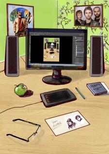 Ілюстрація в електронному варіанті