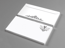 Фирменный конверт Nika Flash