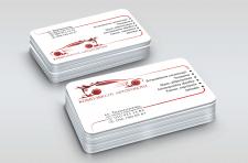 Візитна картка (два варіанта)