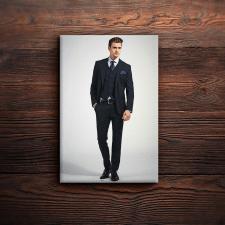 баннер для магазина мужских костюмов