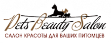 Логотип для сайта Pets Beauty Salon
