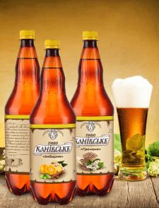 Серия этикеток для линейки пива