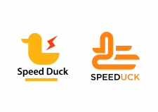 логотип Speed Duck