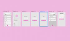 UX/UI Flutter App