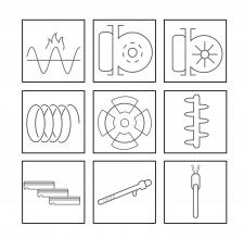 Набір іконок для сайту