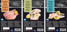Упаковка для рыбы