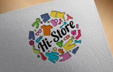 Логотип - Hi-Store