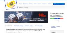 Создание сайта - sst-consult.ru