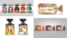 Набор упаковок для хлебов