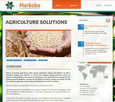 Сайт Merkaba