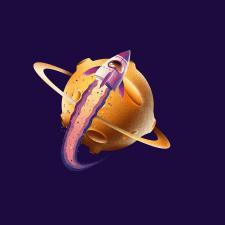 """Иллюстрация """"Space"""""""