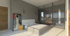 Cовременный дизайн спальни