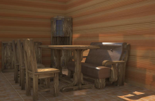 дизайн мебели для загородного дома