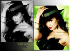Раскрашивание черно-белых изображений